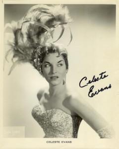 Celeste Evans 1951