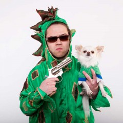 Piff the Magic Dragon med mr Piffles