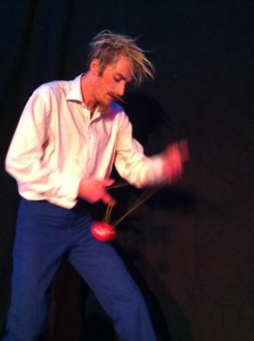 Rasmus Wurm jojo-konstnär