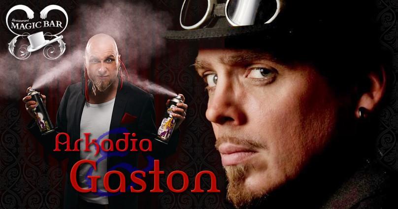 Gaston och Arkadia show