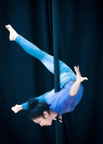 Sofia Daniel akrobatik
