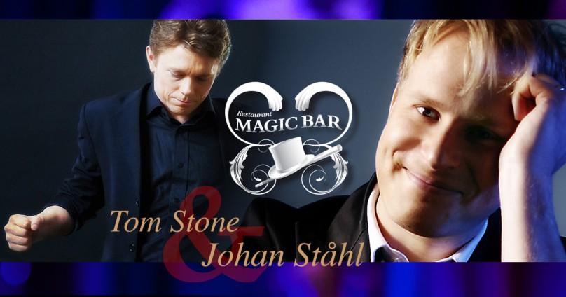 Tom Stone och Johan Ståhl