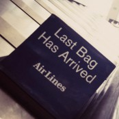 Simon Almers förlorade bagage