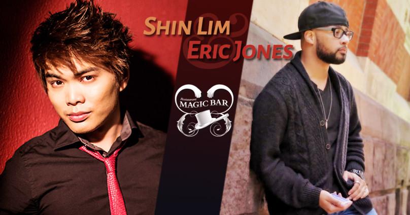 Shin Lim & Eric Jones
