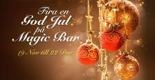 Julgranskulor och julbordsshow