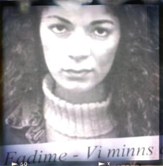 Fadime blev mördad av sin far när hon var 26 år gammal.