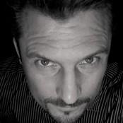 Mystisk Vilhelm Boman i närbild
