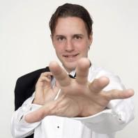 Stefan Odelberg i smoking