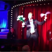 Komikern Håkan Berg i Talang 2011